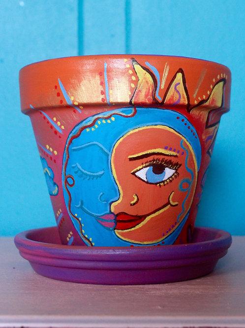 Sun & Moon Lovers Pottery