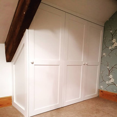 Fitted Bedroom Cupnoards