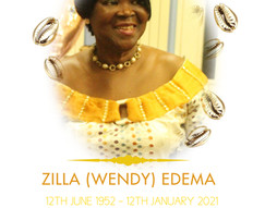 Your Smile Crowned Our Hearts: A Eulogy for Zilla  Edema