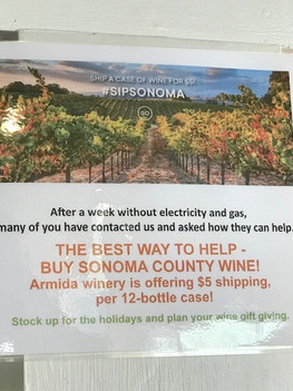 Wine By Appointment Goes Square (Healdsburg Square)