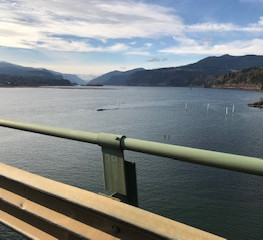 Thanksgiving in the Columbia Gorge