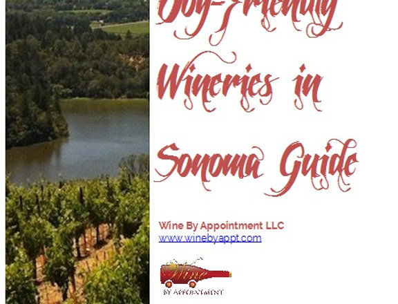 Take Fido along for the fun with our Guide to Dog-Friendly Wineries in Sonoma