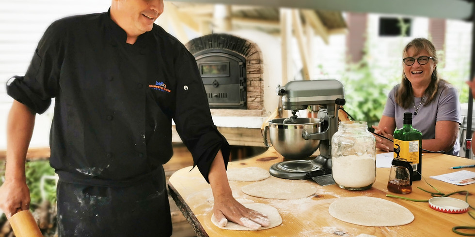 Woodfired Pizza Workshop