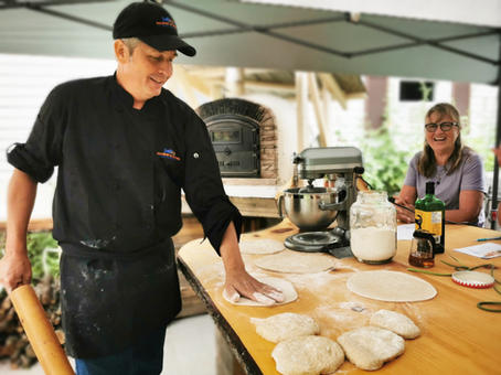 Wild Pizza Cooking Class