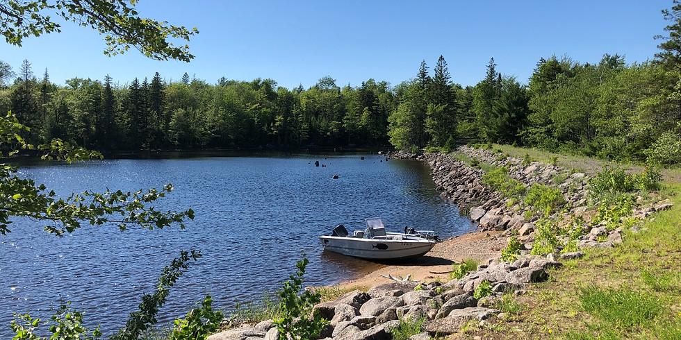 Lake Fish: Catch & Cook