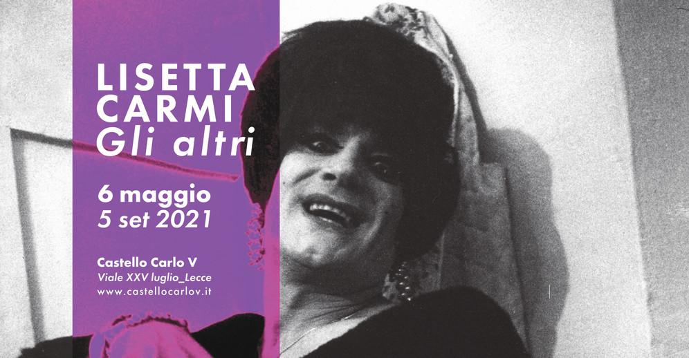 Lisetta Carmi | Gli altri        🛑apertura prevista in zona gialla 🛑