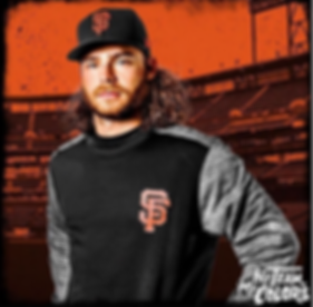 Brandon Crawford Majestic Advertisment