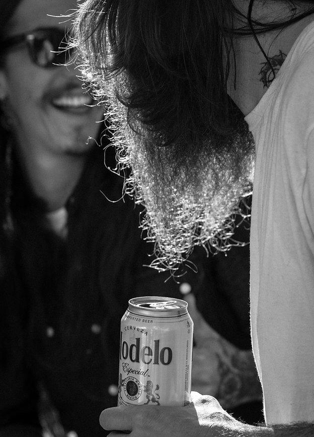 Modelo beer San Francisco - Larry Rosa Photography for Modelo beer in San Francisco, California