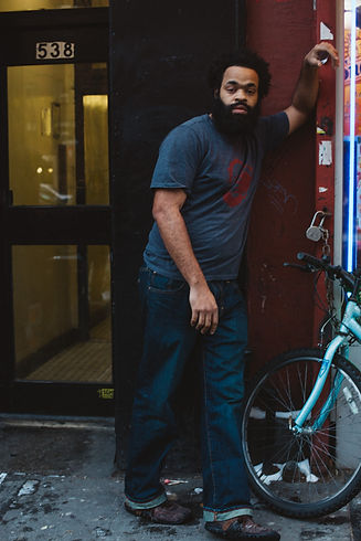 Model NYC Lower East Side