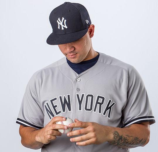 Gary Sanchez of the NY Yankees