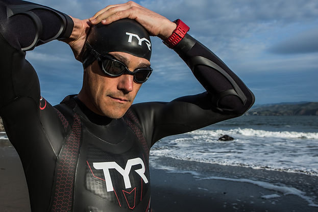 Andy Potts gets that perfect fit with TYR