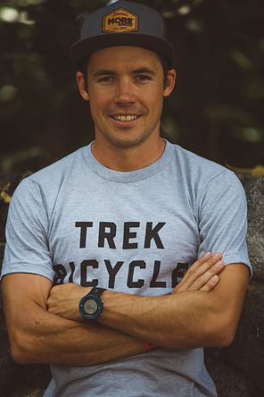 Tim Reed. TREK athlete