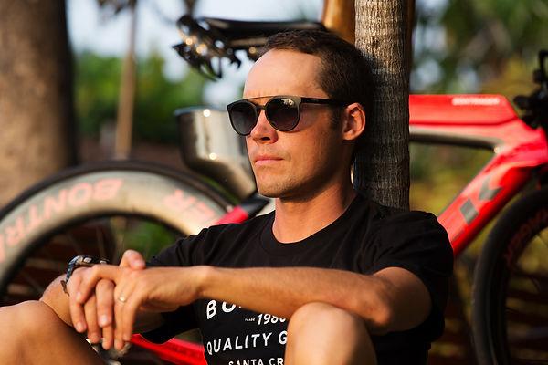 Tim Reed TREK athlete