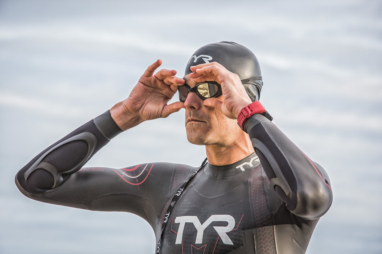 Andy Potts sets his sights on winning with TYR