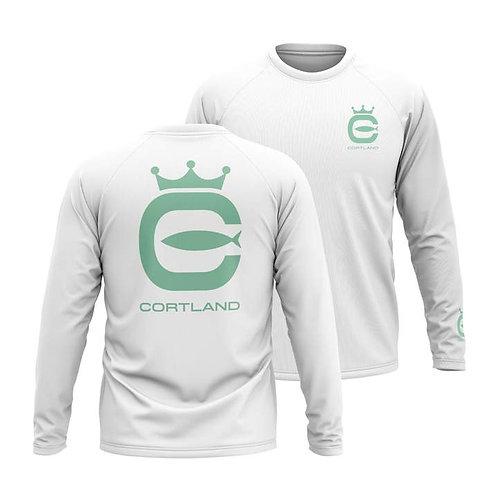 Camisa manga longa Cortland Performance L