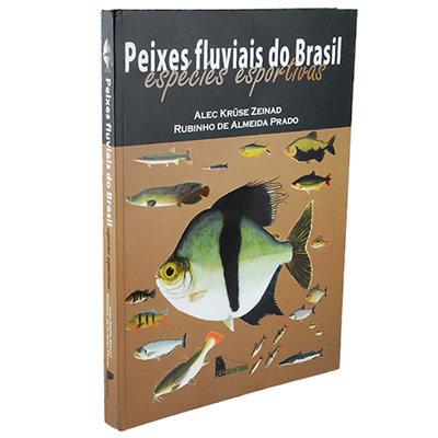 Livro - Peixes Fluviais do Brasil