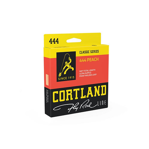 Cortland Floating WF4F 444 Peach