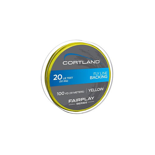 Backing Cortland - 20lbs