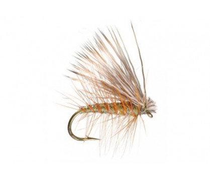 Mosca - Elk Caddis - Yellow - 14