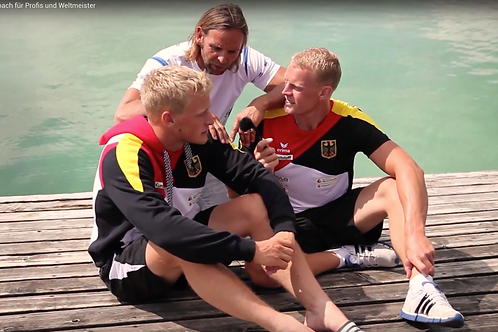 Gutschein | Ein Coaching mit Olympia-Mentaltrainer Robby Lange