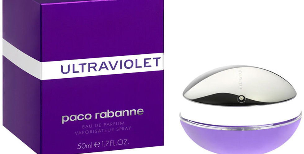 Paco Rabanne Ultraviolet Woman EDP Spray