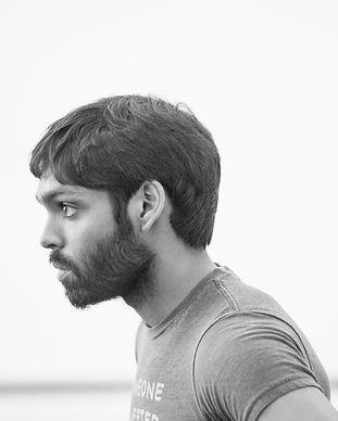 Profile of Sanjay Savermuttu, photo by Sam English