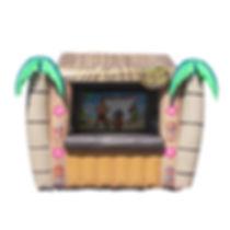 Tiki Hut Inflatable