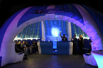 Dome Lounge Party