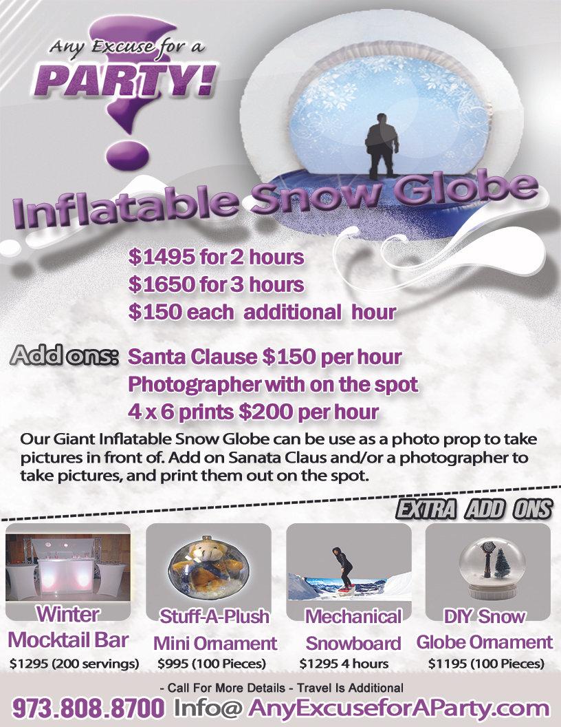 Inflatable Snow Globe Prop Rental.jpg