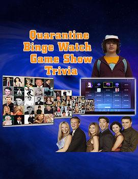 Quarantine Binge Watch-Virtual