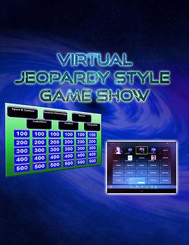 Jeopardy - Virtual