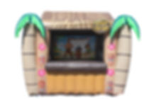 Tiki Hut Inflatable