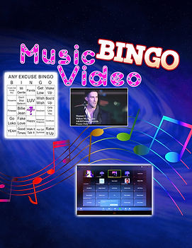 Video Bingo - Live or Virtual