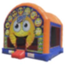 Emoji Bounce & Slide Combo