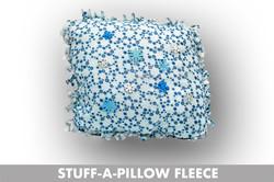 STUFF-A-PILLOW FLEECE