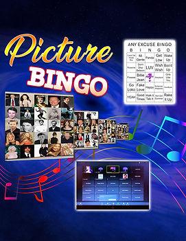 Picture Bingo - Virtual