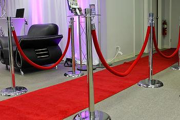 Red Carpet & Velvet Ropes