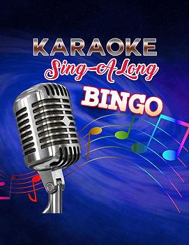Karaoke Bingo - Live or Virtual