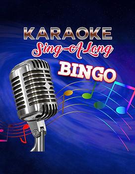 Karaoke Sing-along Bingo