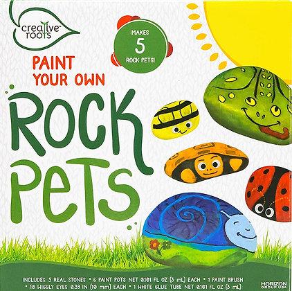 Paint Your Own Pet Rock Kits [Minimum Order 48]