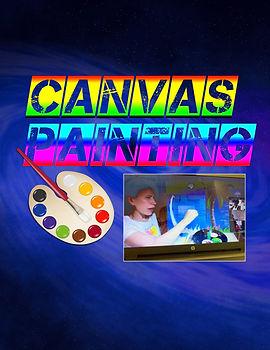 Canvas Painting - Virtual