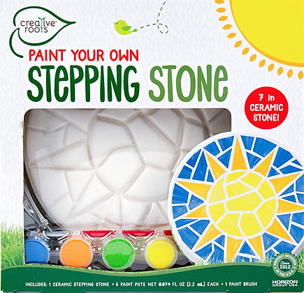 Stepping Stone Sun Paint Your Own Kit [Minimum Order 48]