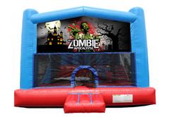Zombie Banner Ninja Combo