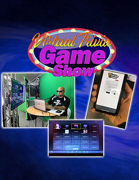 Game Trivia - Live or Virtual
