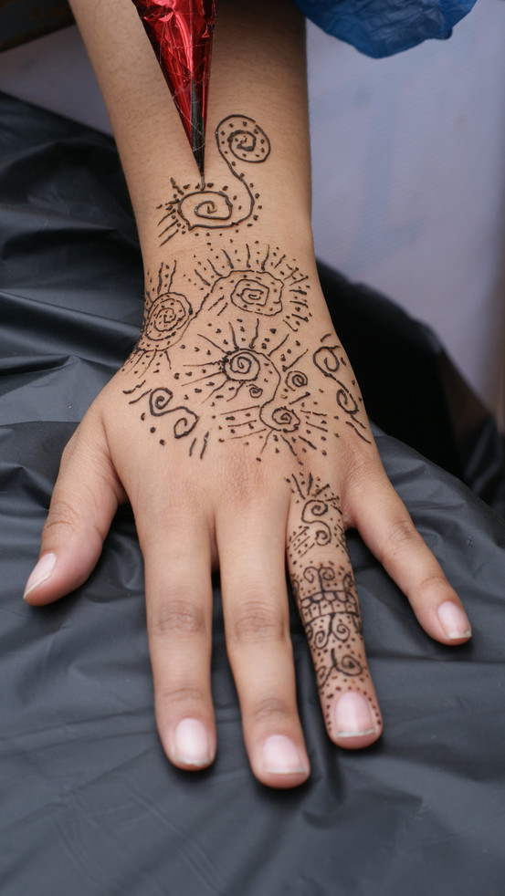 Henna sample 2