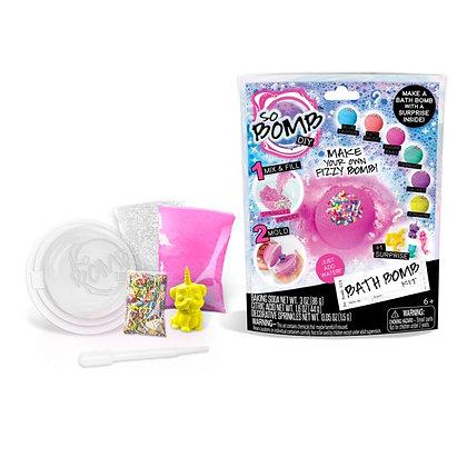 Bath Fizzy Bomb - DIY Kits [Minimum Order 48]