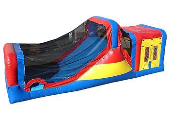 Bounce & Slide Combo