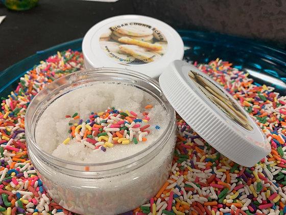 Sugar Cookie Scrub Kits [Minimum Order 50]