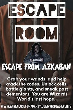 Escape from Azkaban - Virtual