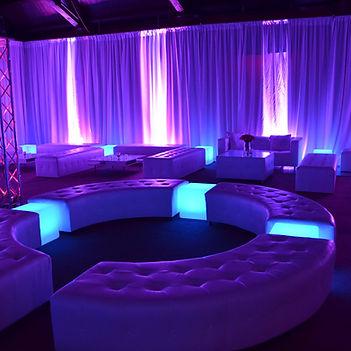 Light-Up Furniture